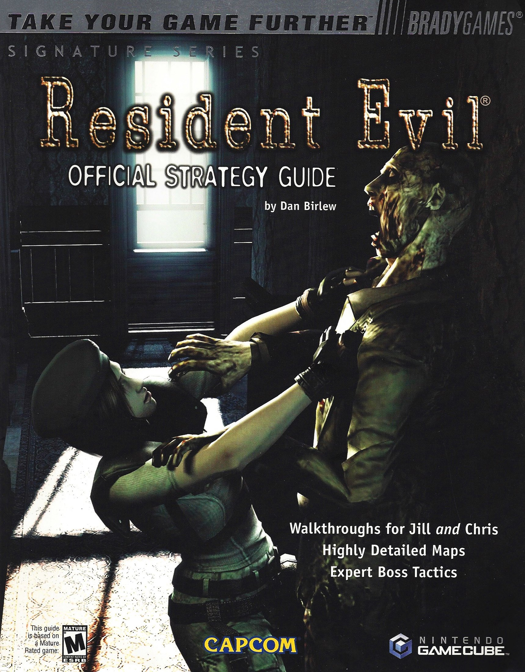 Resident Evil Remake Signature Series