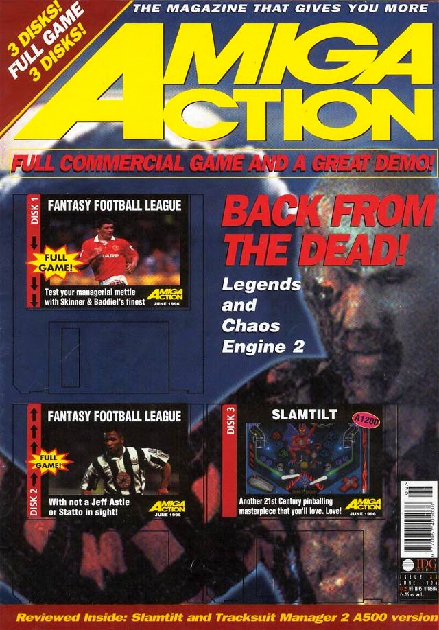 Amiga Action 083 (June 1996)