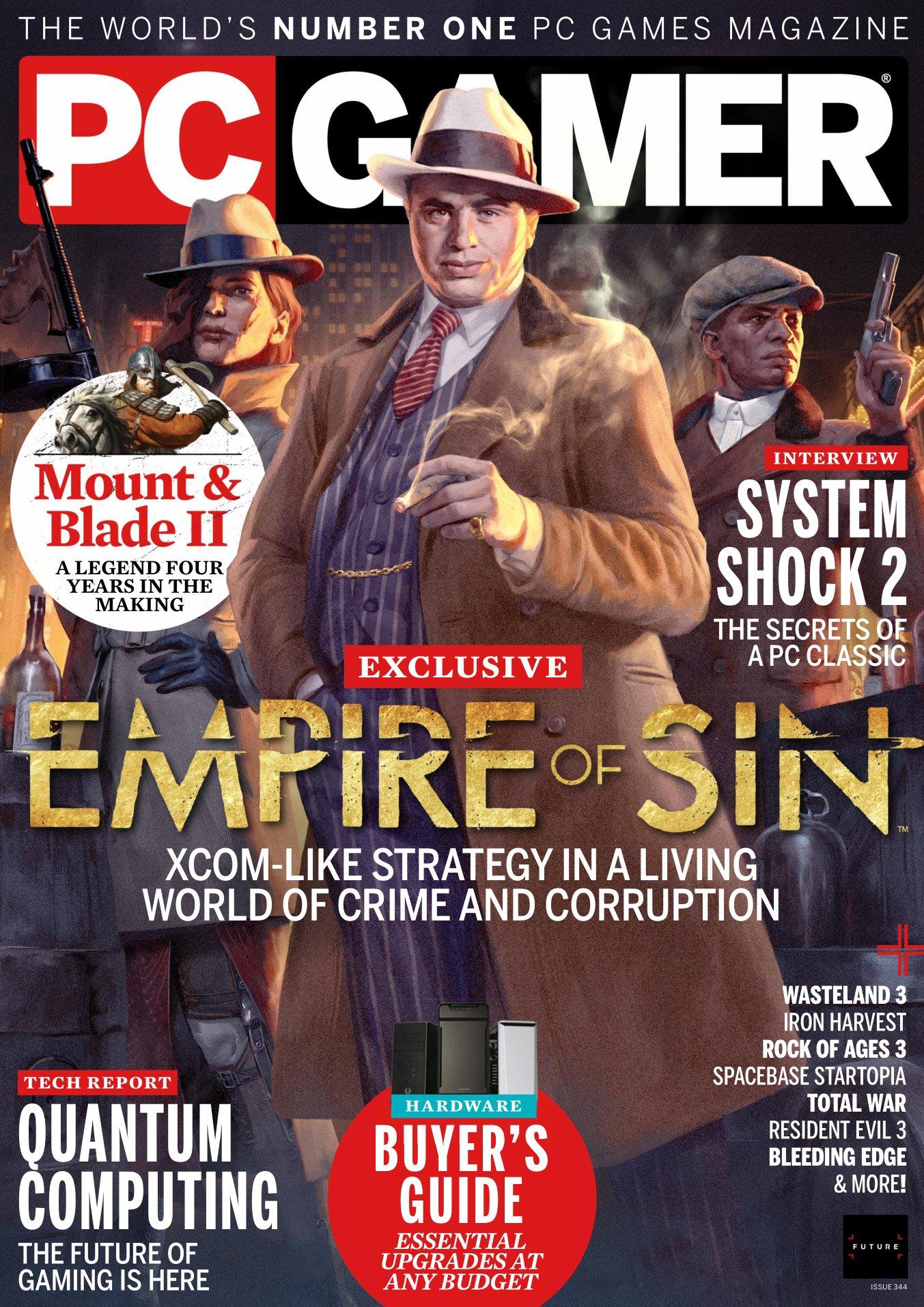 PC Gamer UK Issue 344 (June 2020)