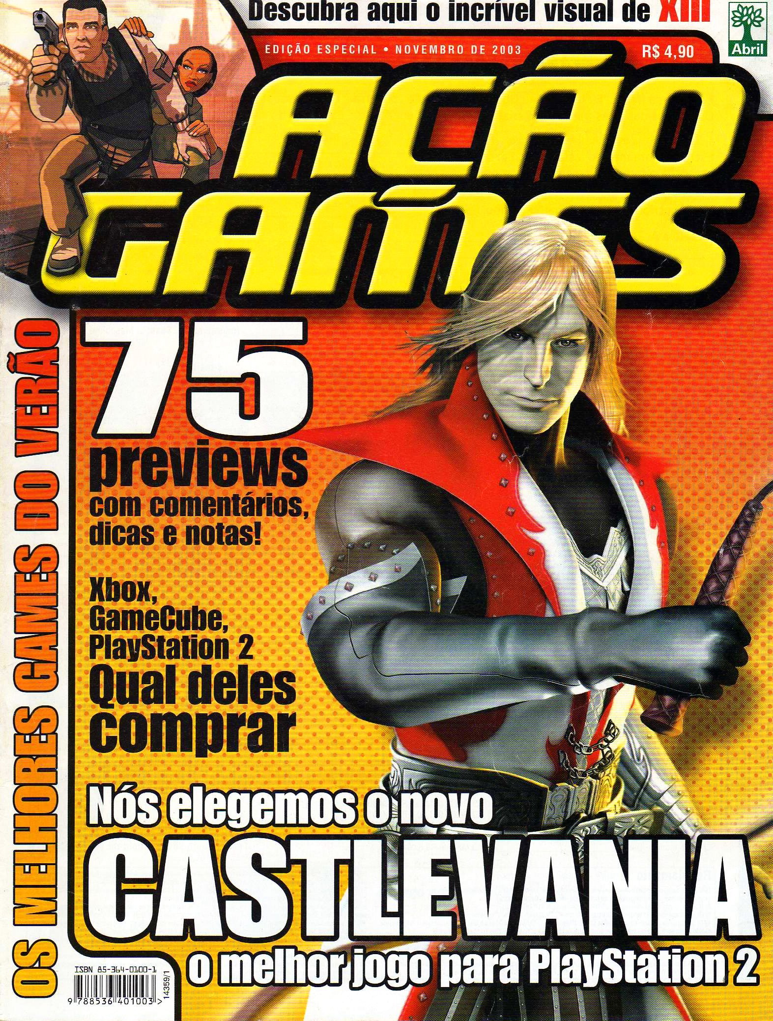 Acao Games Issue 173 (November 2003)
