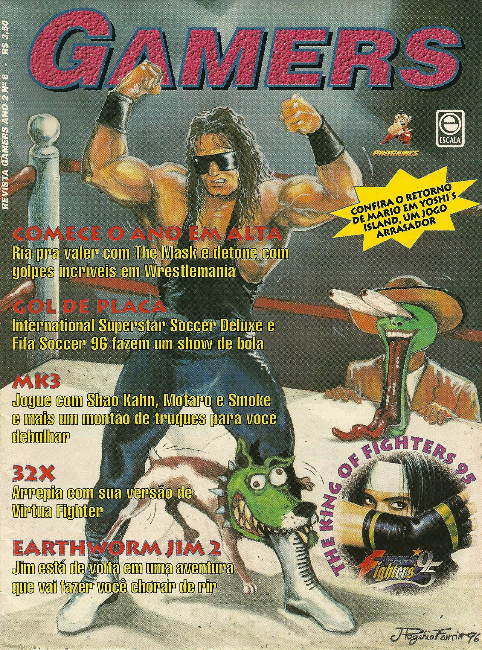 Gamers Issue 06 (Year 2)