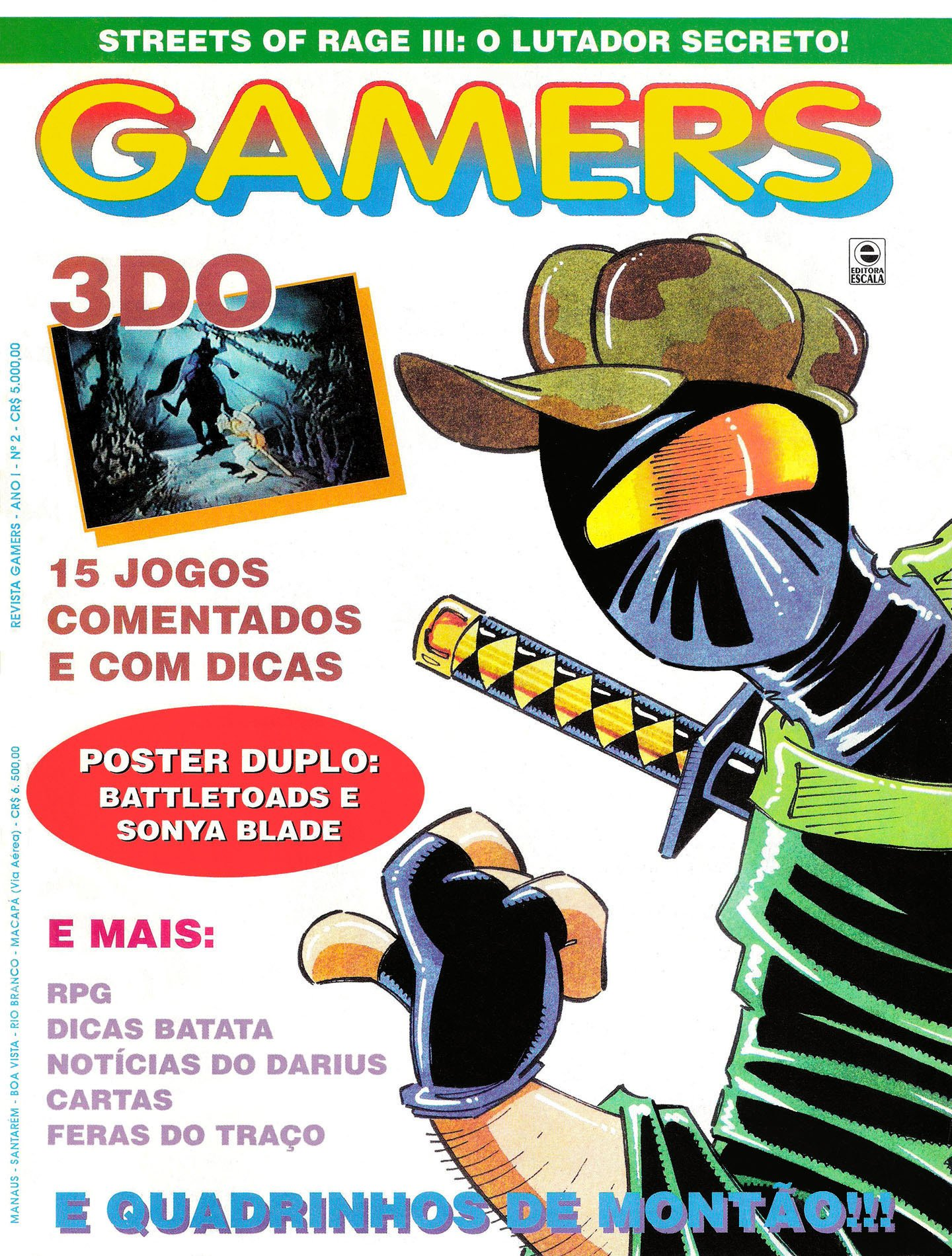 Gamers Issue 02 (1994)