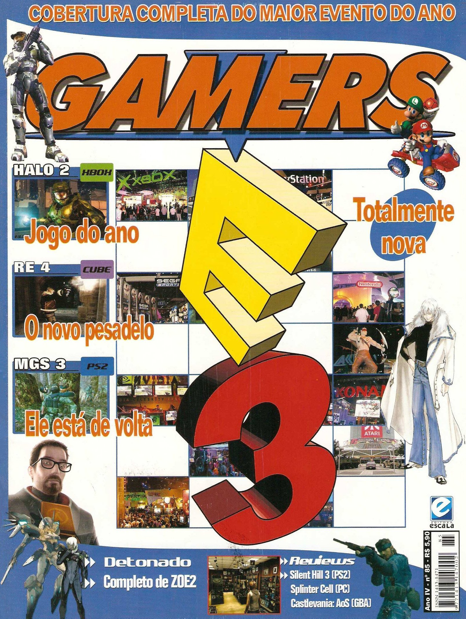 Gamers Issue 85 (2003)