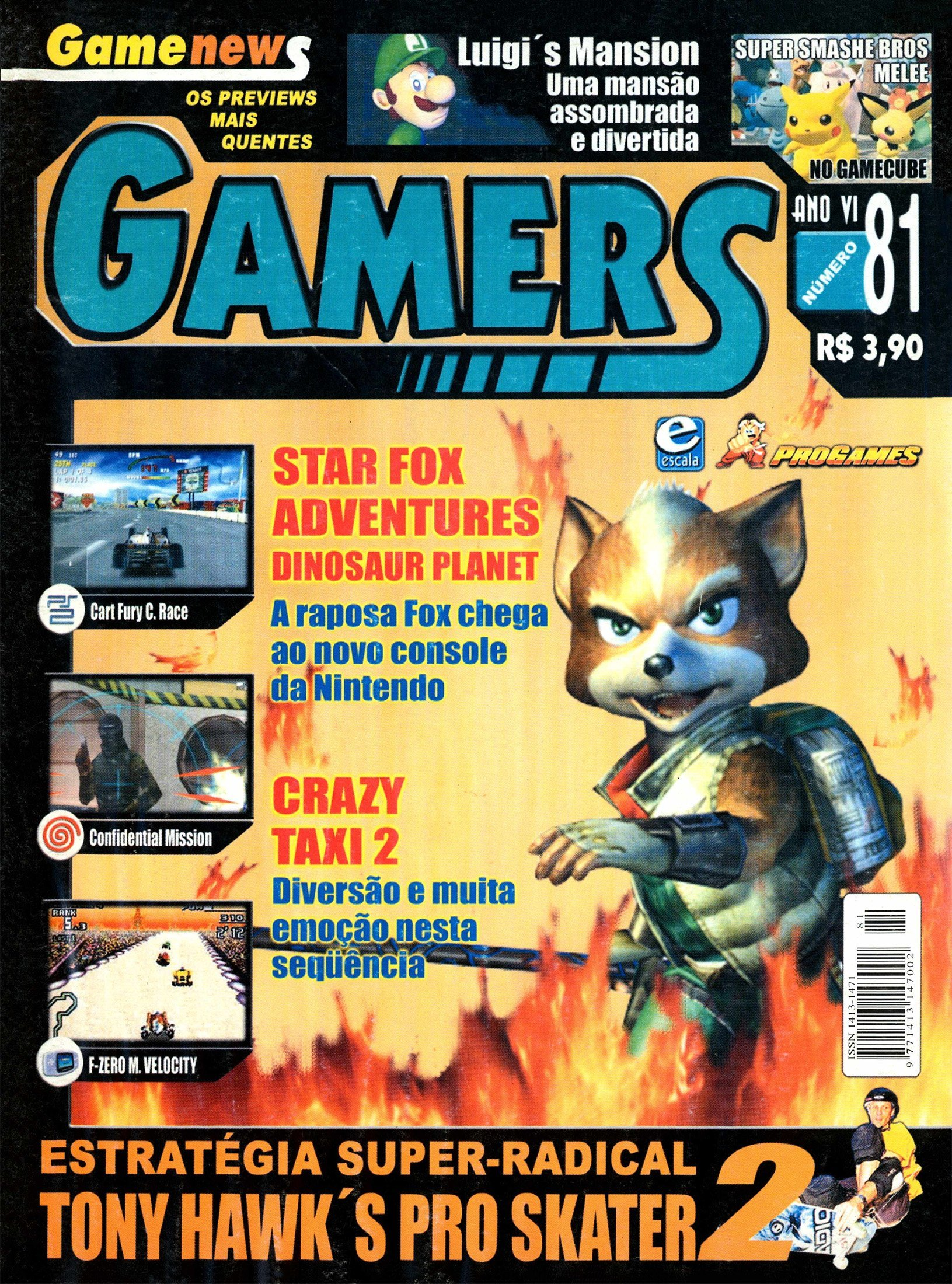 Gamers Issue 81 (2003)