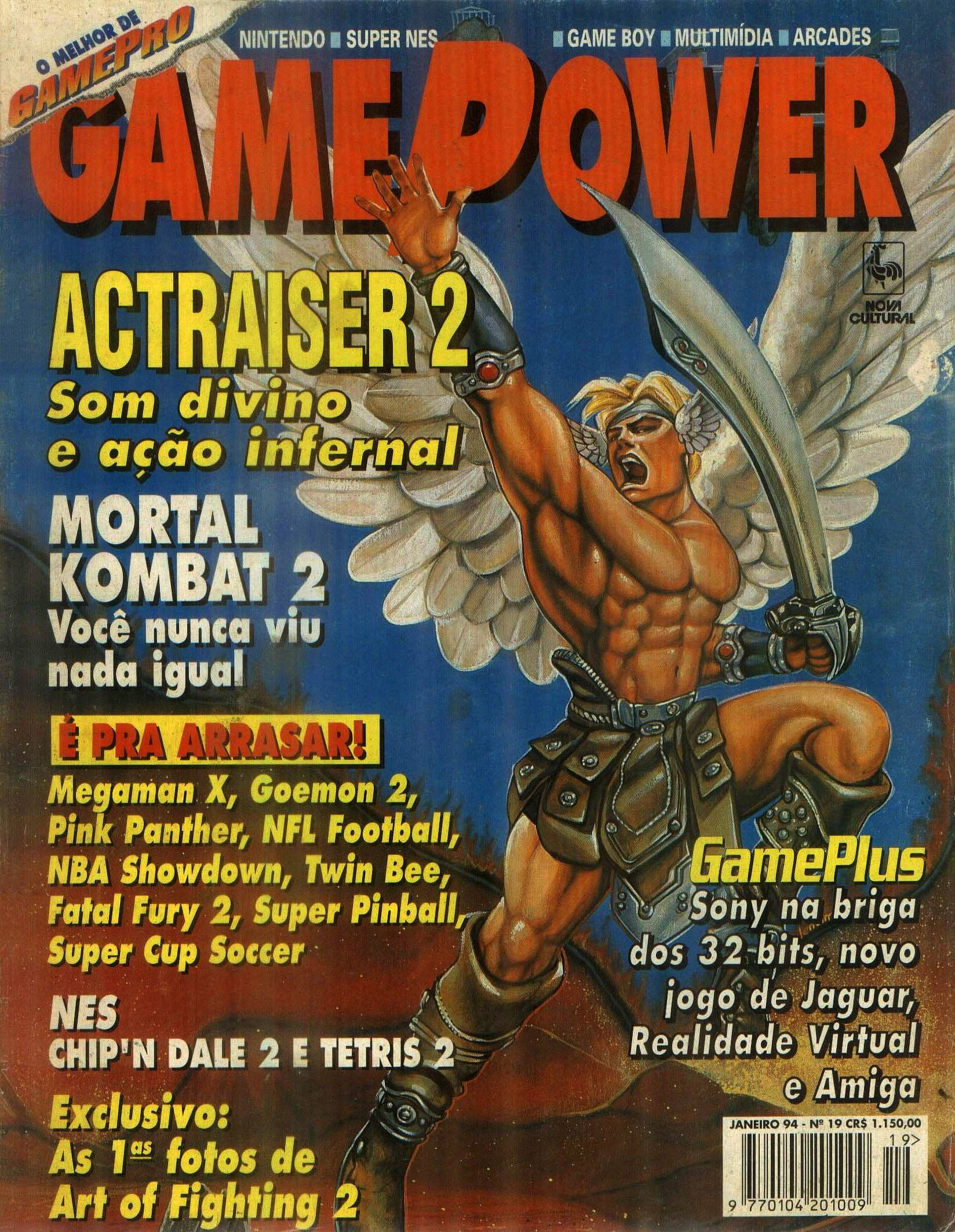 GamePower Issue 019 (January 1994)