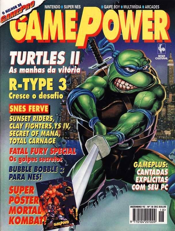 GamePower Issue 018 (December 1993)