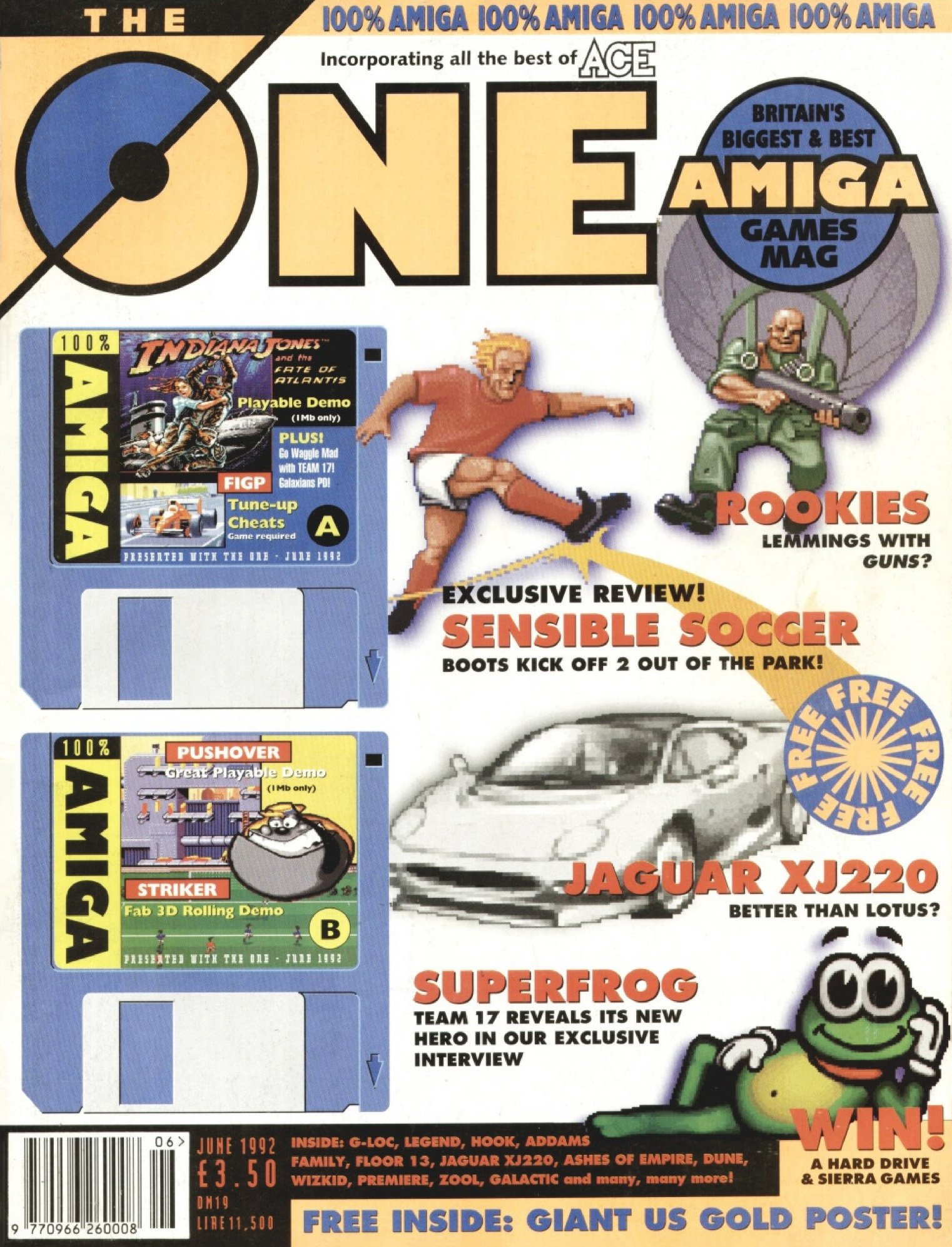 The One 045 (June 1992)