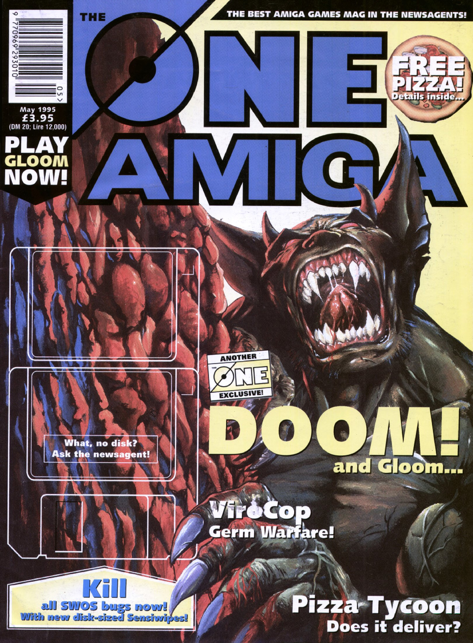 The One 080 (May 1995)