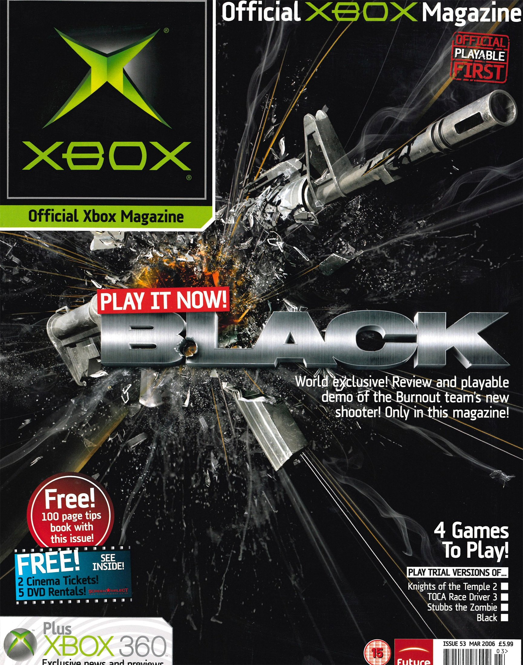 Official UK Xbox Magazine Issue 53 - March 2006