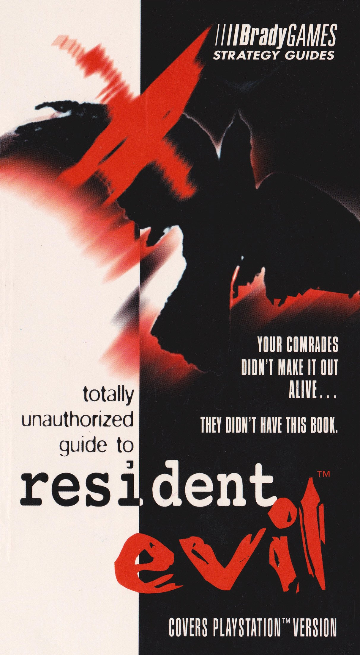 Resident Evil Unauthorized Pocket Guide