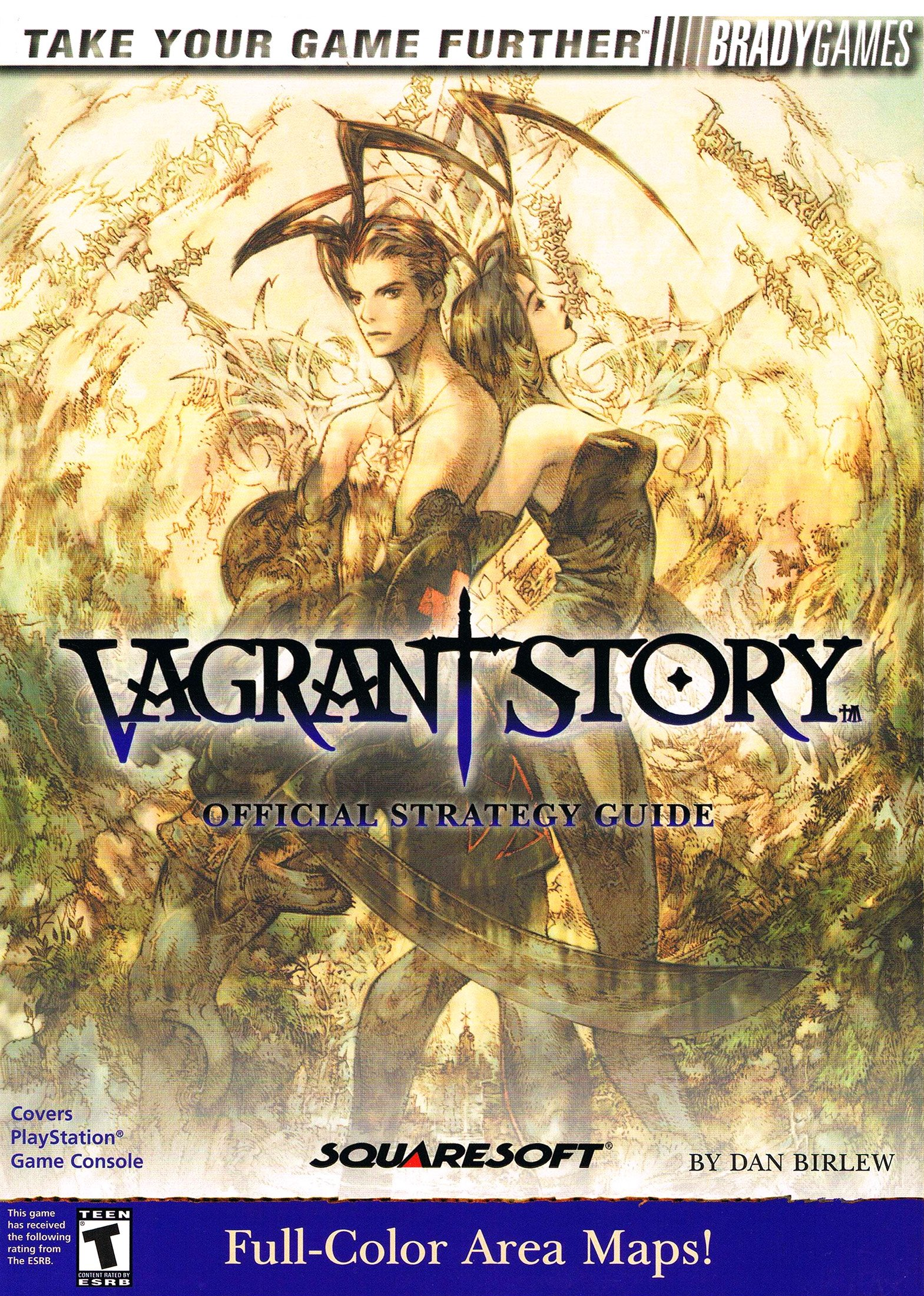 Vagrant Story Official Guide