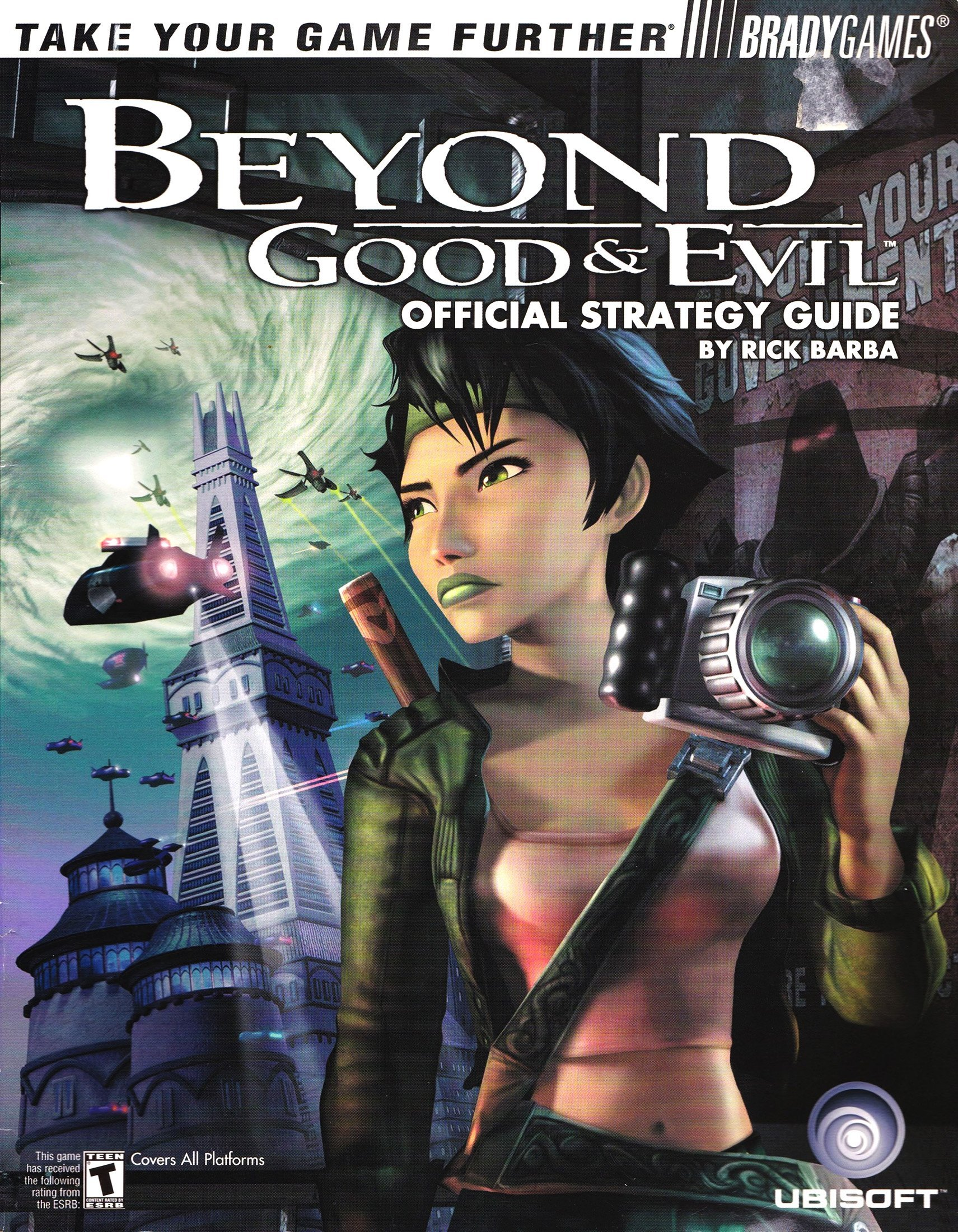 Beyond Good and Evil Official Guide