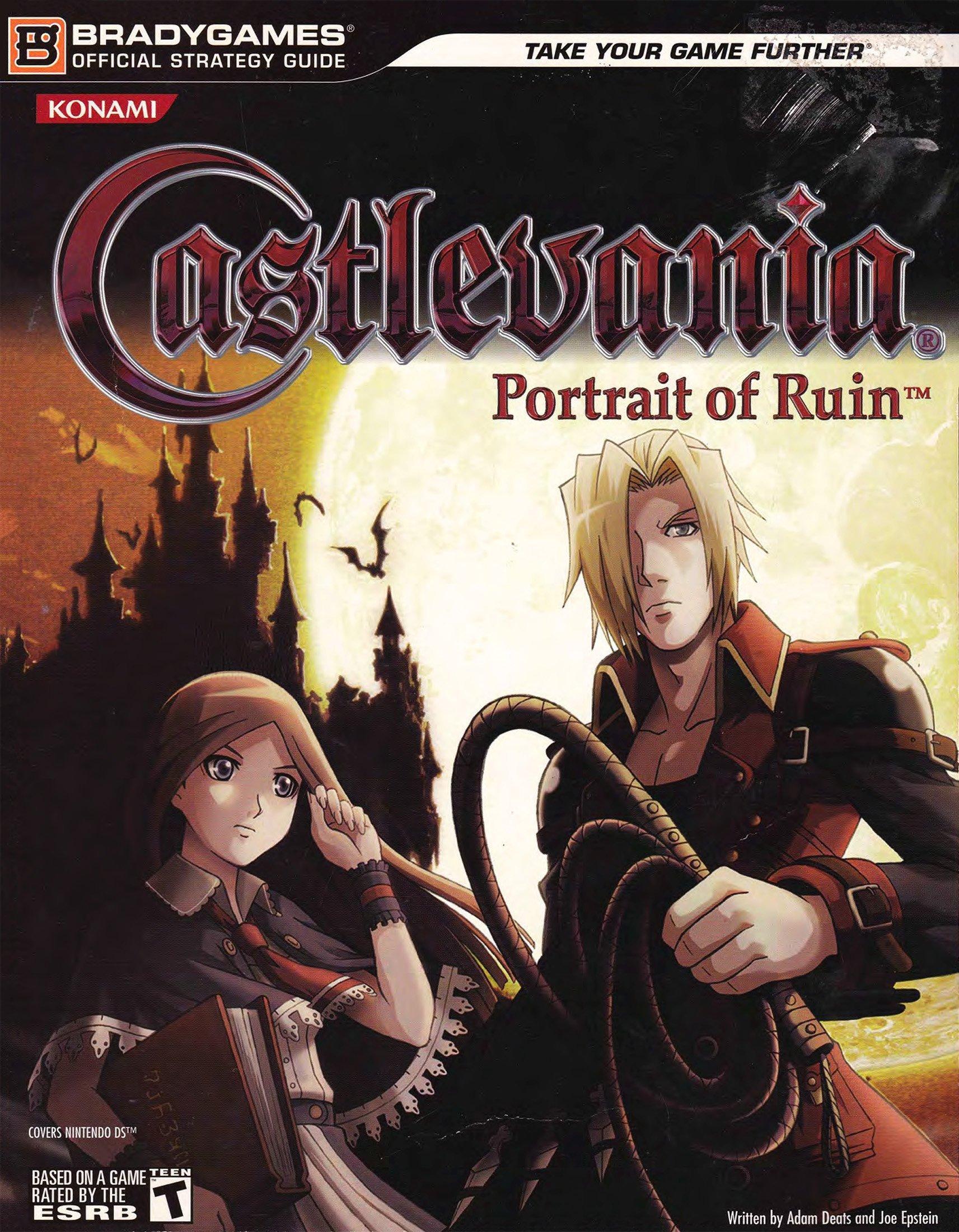 Castlevania Portrait of Ruin