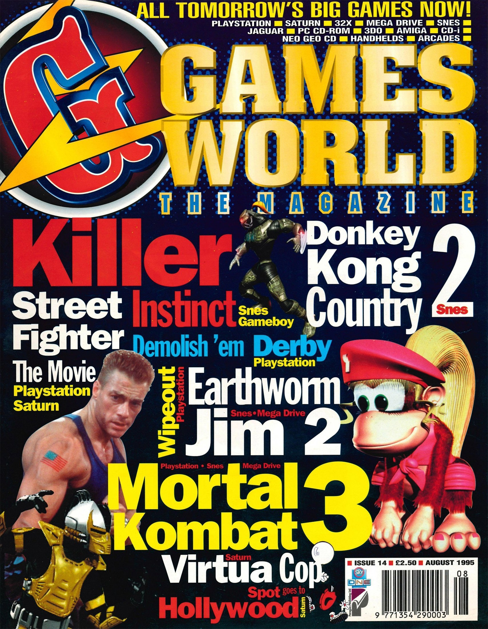 Games World Issue 14 (August 1995)