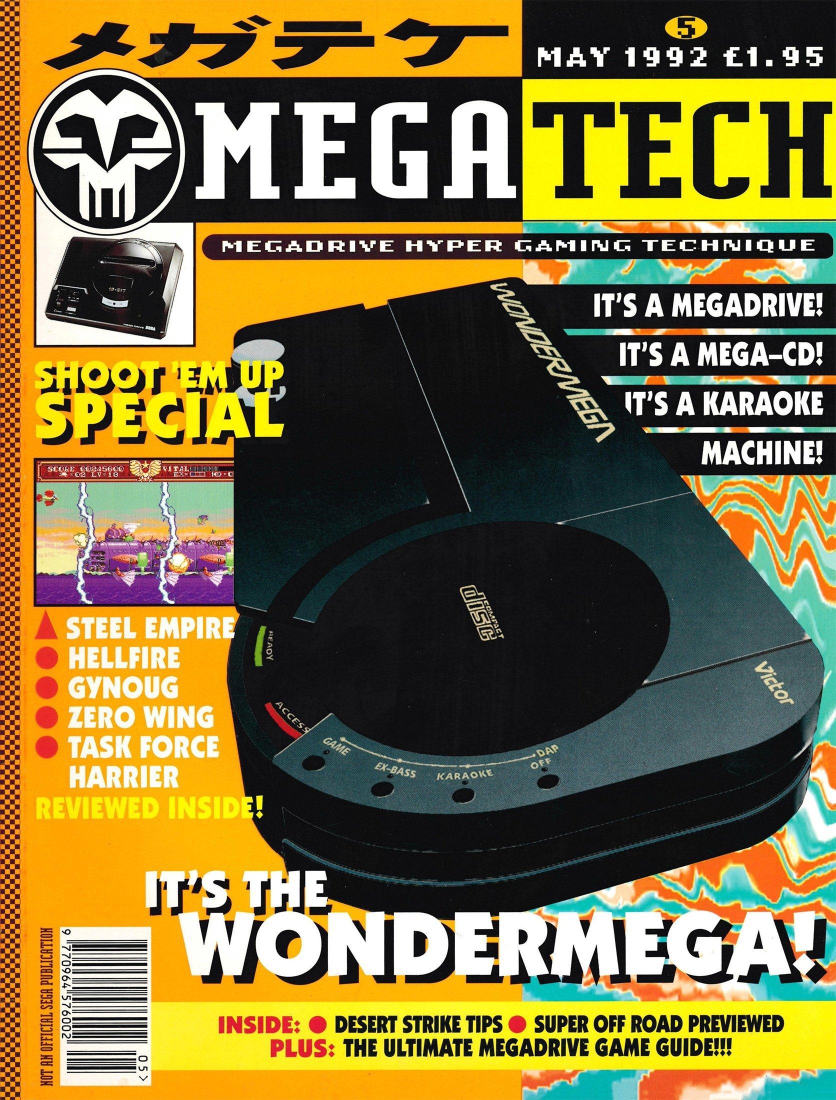 MegaTech 05 (May 1992)