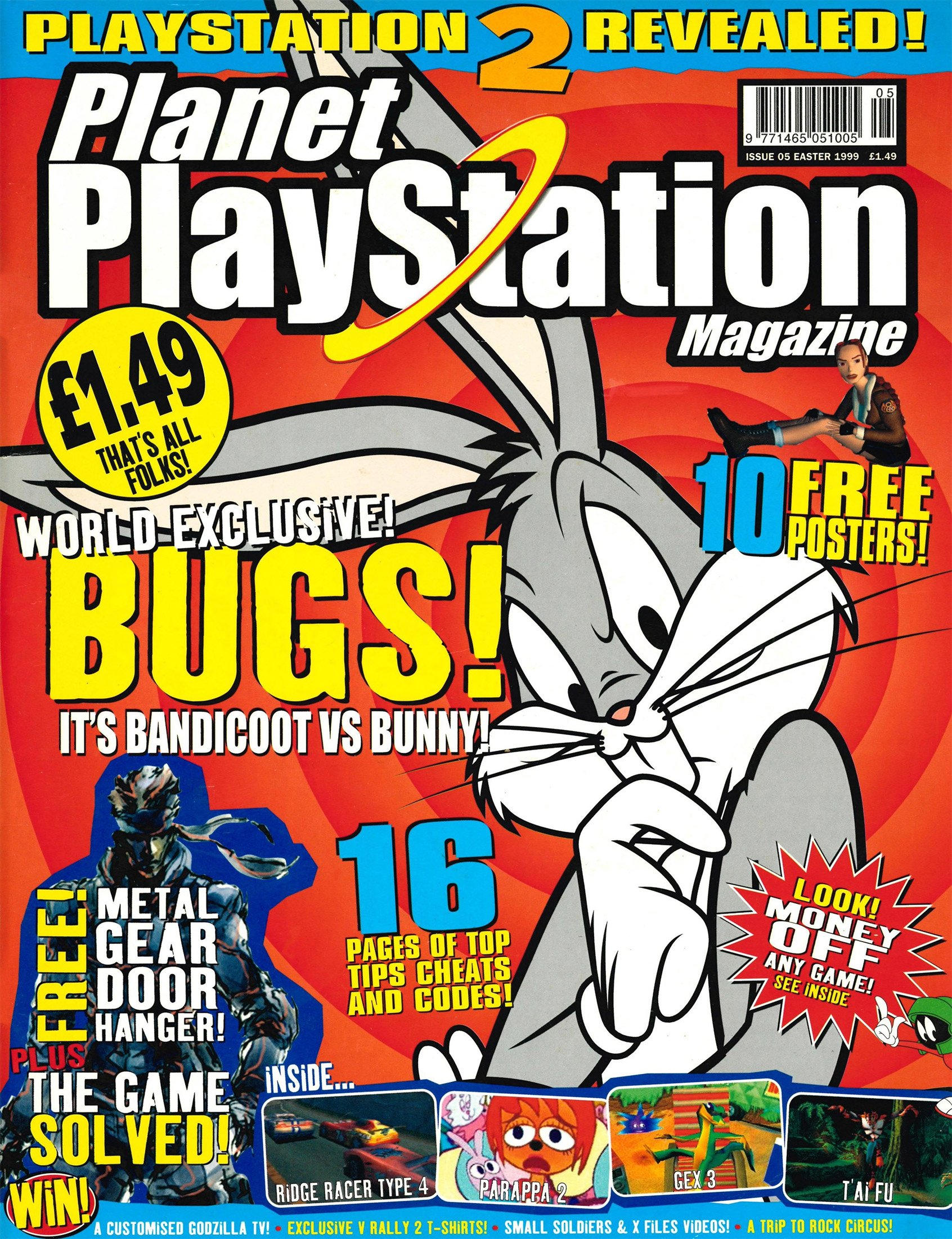 Planet Playstation Issue 05 (Easter 1999)