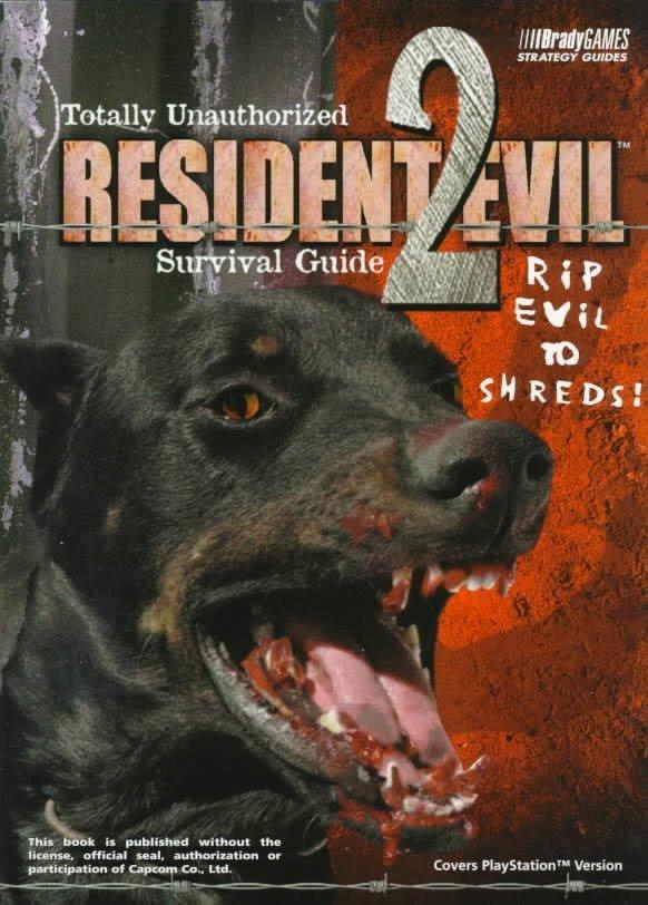 Resident Evil 2 Unauthorized