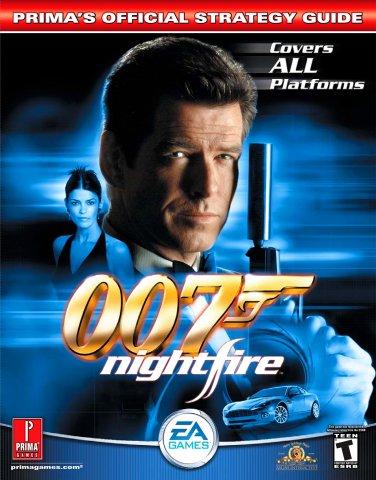 007 Nightfire Prima Official Guide