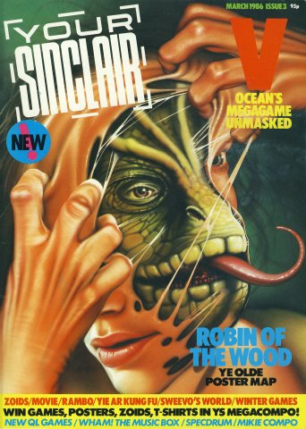 Your Sinclair Issue 03 (March 1986)