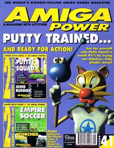 Amiga Power Issue 41 (September 1994)