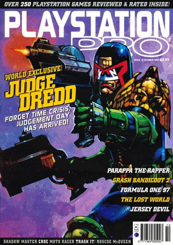 PlayStation Pro Issue 12 (October 1997)