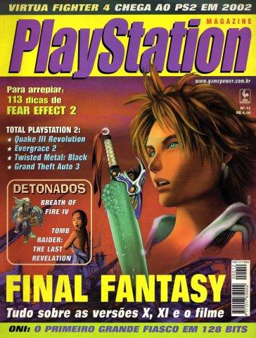 SGP Playstation Magazine
