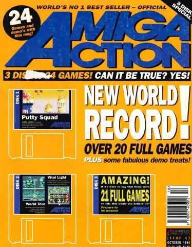Amiga Action 062 (October 1994)