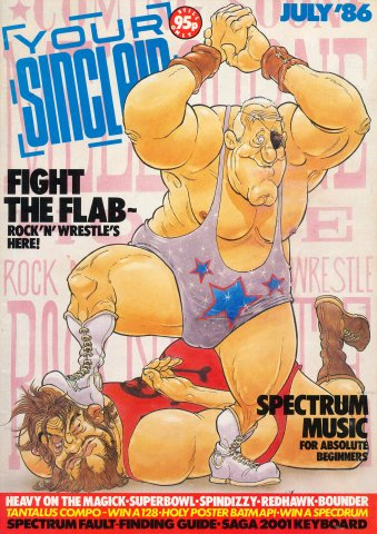 Your Sinclair Issue 07 (July 1986)