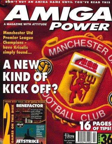 Amiga Power Issue 36 (April 1994)