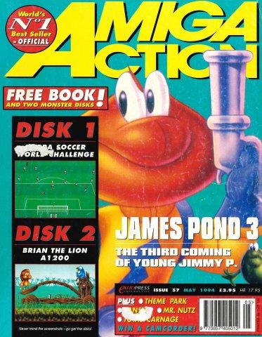 Amiga Action 057 (May 1994)