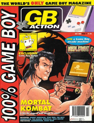 GB Action Issue 17 (October 1993)