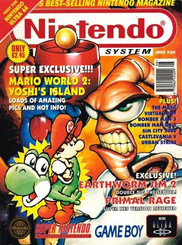Nintendo Magazine System 035 (August 1995)