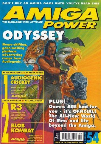 Amiga Power Issue 54 (October 1995)