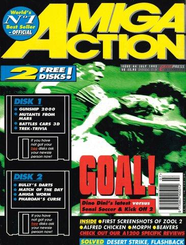Amiga Action 046 (July 1993)