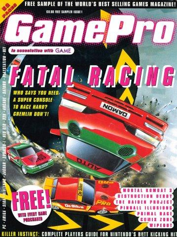 GamePro Free Sampler Issue 1 (July 1995)