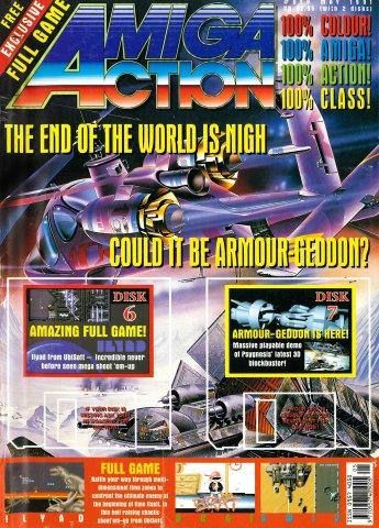 Amiga Action 020 (May 1991)