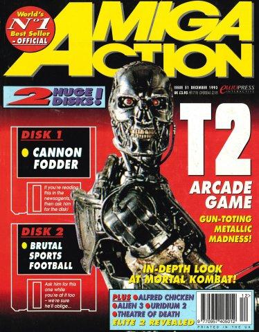 Amiga Action 051 (December 1993)