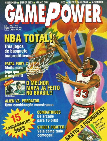 GamePower Issue 09 (March 1993)