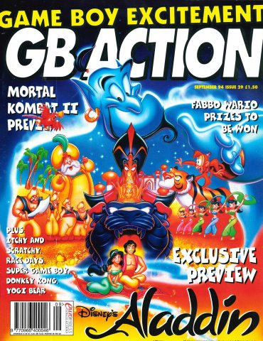 GB Action Issue 29 (September 1994)