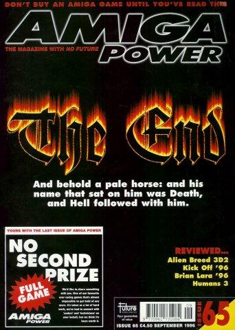Amiga Power Issue 65 (September 1996)