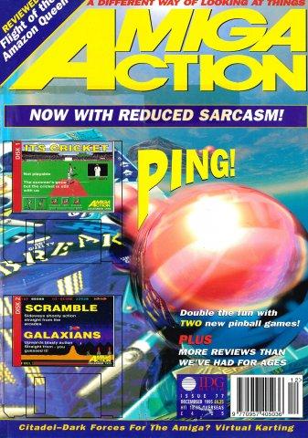 Amiga Action 077 (December 1995)