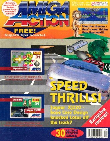 Amiga Action 033 (June 1992)