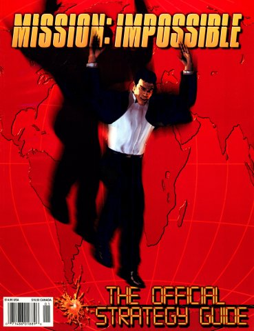 Mission Impossible - The Official Strategy Guide (1998)