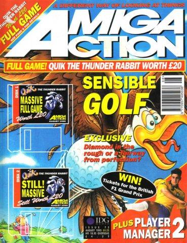 Amiga Action 073 (August 1995)