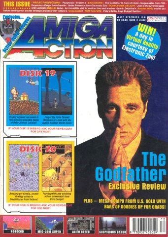 Amiga Action 027 (December 1991)
