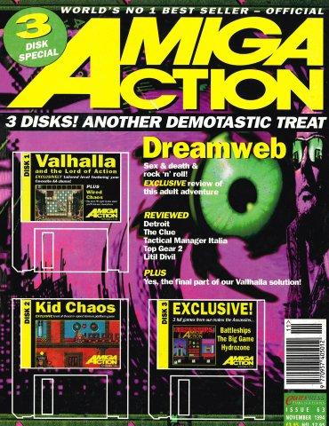 Amiga Action 063 (November 1994)