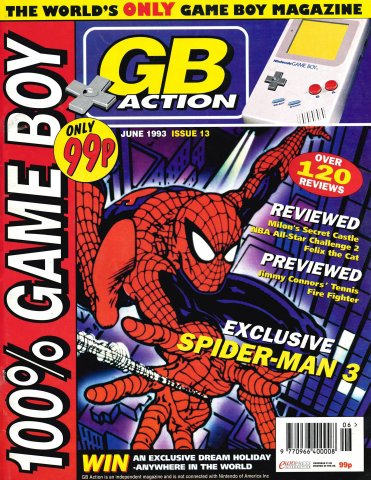 GB Action Issue 13 (June 1993)