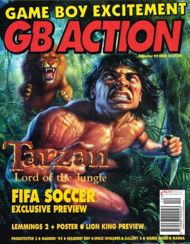 GB Action Issue 32 (December 1994)