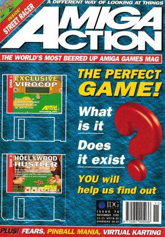Amiga Action 076 (November 1995)