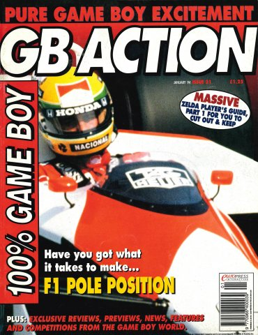 GB Action Issue 21 (January 1994)